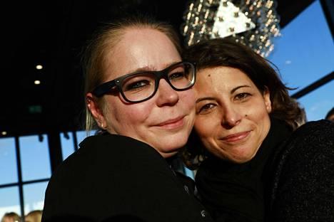 Nicol Slottke ja Saskia Renner eivät aio hylätä Helsinkiä, vaikka yhtye lopettaakin.