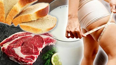 Ravitsemustieteilijä Mikael Fogelholmin mukaan ruokapyramidi on parempi kuin trendikkäät paleo- karppaus- tai maidonvälttylydieetit.