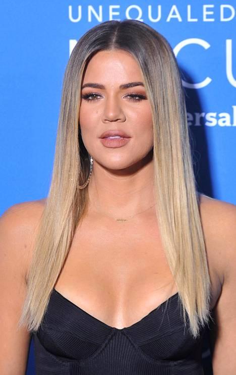 Khloe Kardashianin ulkonäkö on muuttunut vuosien varrella.