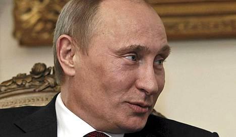 Vladimir Putin vertasi Libya-päätöslauselmaa kehotukseen lähteä ristiretkelle.