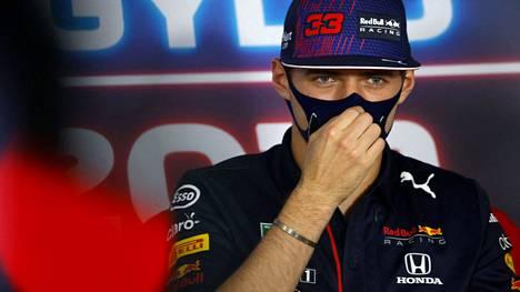 Max Verstappen johtaa yhä F1:n MM-sarjaa.