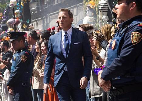 Edellisestä Bond-seikkailua 007 Spectre kuvattiin muun muassa Meksikon kaupungissa.