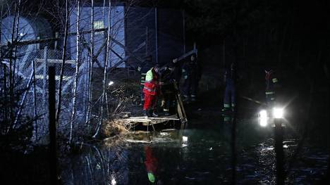 Haverin vanha kaivos sijaitsee Ylöjärven Viljakkalassa.