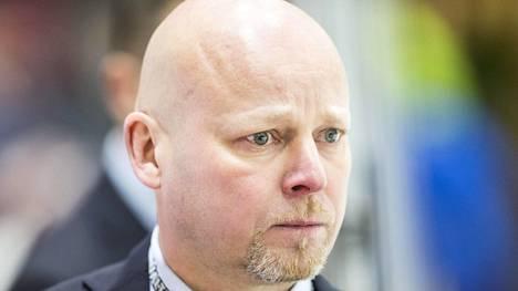 Marko Virtanen sai yllätyspotkut JYPistä.