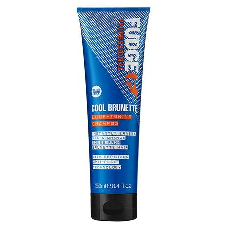 Fudge Cool Brunette Blue Toning -sampoo, 19,90 e / 250 ml.
