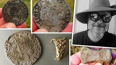 Varsinaissuomalaisilta pelloilta voi nykypäivänäkin löytyä jopa tuhansia vuosia vanhoja esineitä.