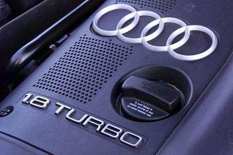 Audilta on päässyt markkinoille viallisia moottoreita