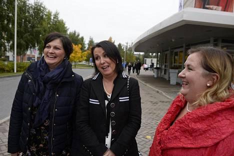 Kolmikolle Sillanpään käry tuli yllätyksenä.