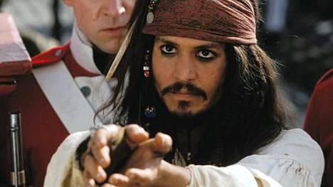 Pirates of the Caribbean -päätähteä Johnny Deppiä ei todennäköisesti tulla enää näkemään Jack Sparrow'na.