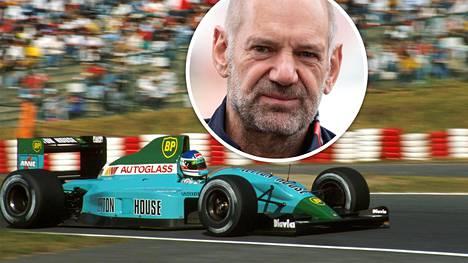 Ivan Capelli oli Leyton House Marchin tähtikuljettaja. Hän siirtyi Ferrarille kaudella 1992 ja siirto likimain romutti italialaisen lupaavan uran.