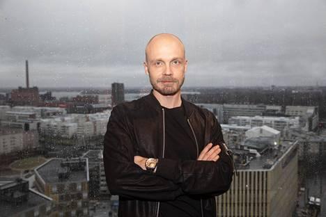 Juha Tapio on yksi tämän vuoden The Voice of Finlandin tähtovalmentajista.