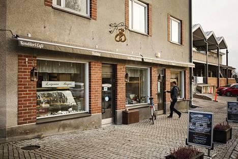Halmeen leipomo on sijainnut samalla tontilla vuodesta 1900 lähtien.