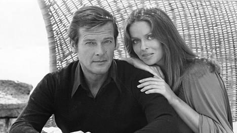 007 Rakastettuni (1977) esitetään maanantaina televisiossa.