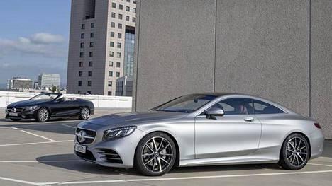 Lehdistö ja myöhemmin yleisö näkee Mercedes-Benzin superuutuudet luonnossa Frankfurtissa ensi viikolla.