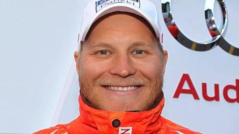 Nuorena alppihiihtäjänä Kalle Palander sai hyviä ystäviä Liechtensteinin maajoukkueesta.