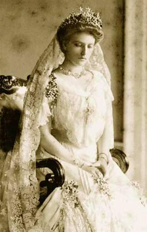 Prinsessa Alice syntyi Windsorin linnassa kuurona.