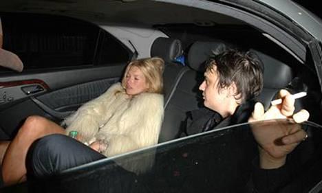 Tällaista oli Kate Mossin ja Pete Dohertyn meno tähtösen 33-vuotissynttäreillä pari viikkoa sitten.
