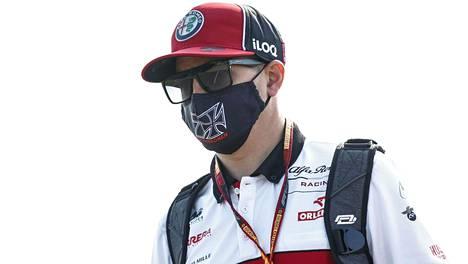 Kimi Räikkösen täytyy puntaroida tarkasti F1-uransa jatkoa.