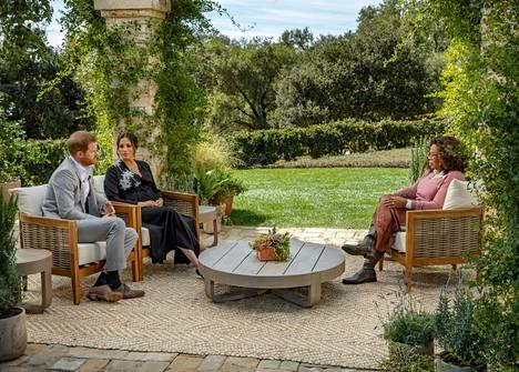 Meghanin ja Harryn Oprahille antama haastattelu on kohauttanut maailmaa.