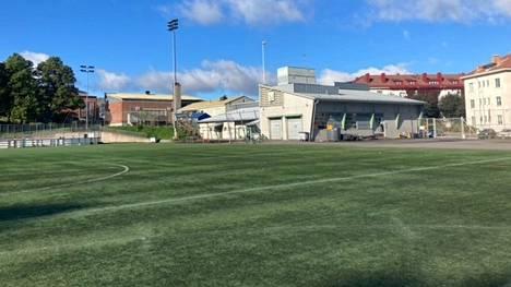 Välikohtaus tapahtui Turussa Parkin kentällä 12.9.