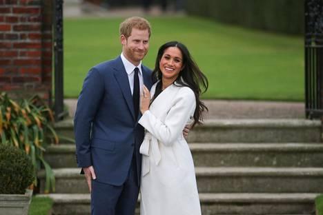 Harry ja Meghan ilmoittivat tammikuussa siirtyvänsä syrjään Britannian kuninkaallisen perheen ytimestä.