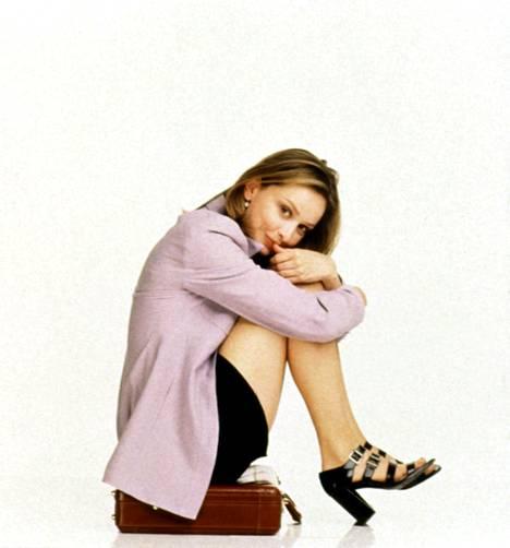 Ally McBealin rooli teki Calista Flockhartista erään 90-luvun ja 2000-luvun alun tunnetuimmista tv-tähdistä.