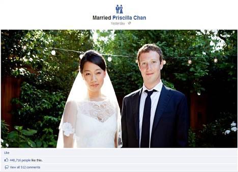 Facebook-miljardööri Mark Zuckerberg ja hänen vaimonsa Priscilla Chan elävät suurennuslasin alla myös häämatkallaan.
