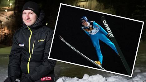 Tämän miehen piti olla Suomen mäkihypyn kultainen tulevaisuus – maailmanmestari Joonas Ikonen, 31, on nyt kuopiolainen rakennusmies