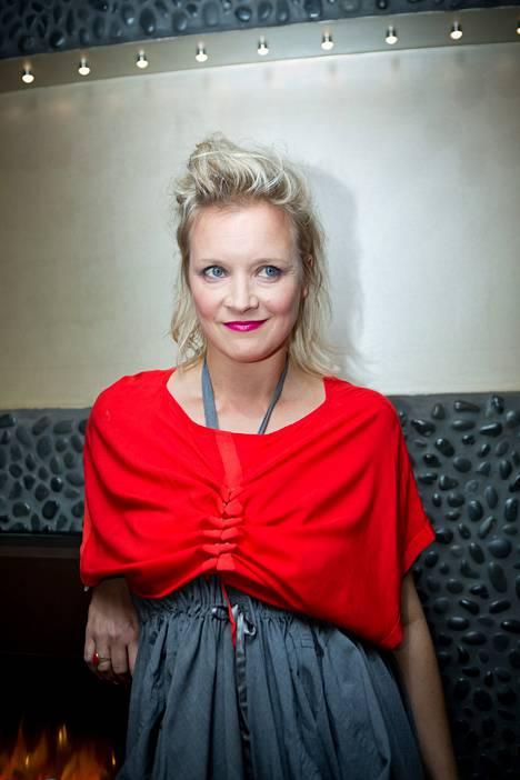 2014: Jonna Tervomaa on vakiinnuttanut paikkansa Suomen popmaailmassa.