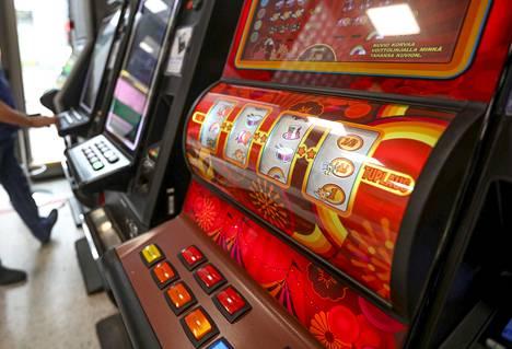 Jatkossa rahapeliautomaateilla edellytetään tunnistautumista.