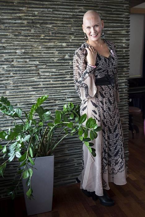Heidi Sohlberg uskoo positiivisen asenteensa vaikuttaneen myös siihen, miten hänen lapsensa ovat suhtautuneet sairauteen.