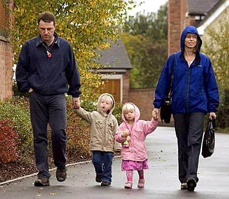 McCannit aikovat viettää hiljaisen joulun perheen parissa.