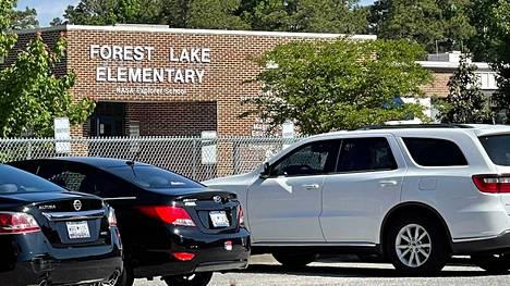 Kaappaajan kohteeksi joutunut koulubussi oli matkalla Forest Laken peruskouluun Columbian kaupungissa.