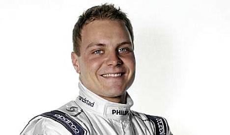 Valtteri Bottas ajoi voittooon F3-sarjassa.