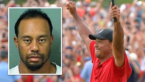 Muistatko Tiger Woodsin nuhruisen pidätyskuvan? Ehti vajota niin syvälle, että harva uskoi paluuseen huipulle