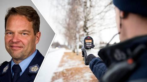 """Poliisihallituksen poliisiylitarkastaja Hannu Kauton mukaan törkeät liikenneturvallisuuden vaarantamiset lisääntyivät merkittävästi vuoden 2020 puolella: """"Erityinen huolenaiheemme on ilmiön lisääntyminen erityisesti nuorten, alle 25-vuotiaiden keskuudessa."""""""