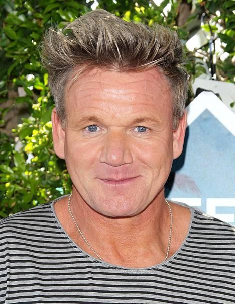 Gordon Ramsayn sileät kasvot herättivät huomiota Teen Choice Awards -tapahtumassa viime viikonloppuna.