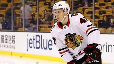 Leijonien puolustaja siirtyy AHL:stä KHL:ään