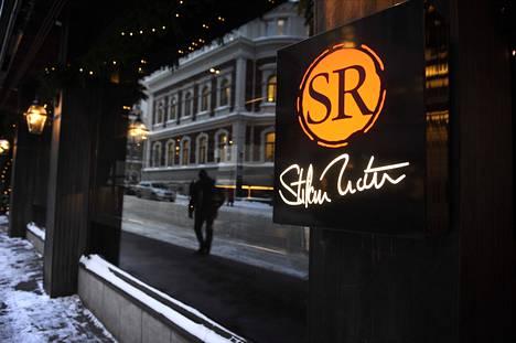 Top Chef -kokki Stefan Richterin phviravintola Stefan's Steakhouse Korkeavuorenkadulla Helsingissä.