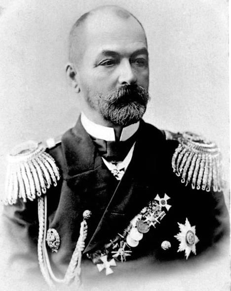 Amiraali Zinovi Rozhestvenski piti johtamaansa sotaretkeä alusta asti huonona ideana. Kuinka ollakaan, amiraali oli oikeassa.