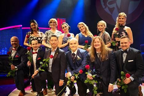 Tangokuninkaalliset kruunattiin viimeksi kesällä 2019.