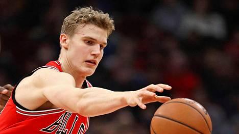 Lauri Markkanen mukaan NBA:n tähdistöotteluun – valittiin nousevien tähtien joukkueeseen
