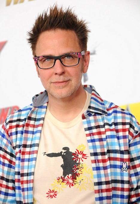 Suosittu ohjaaja James Gunn sivalsi ääninäyttelijän häiriköitä.