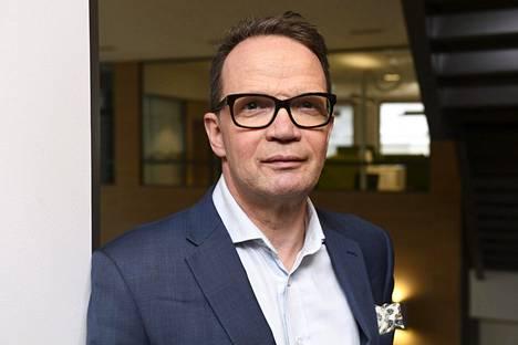Veikkauksen varatoimitusjohtaja Velipekka Nummikoski.