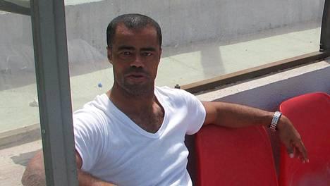 Steven Polack kuvattuna Ghanassa 2010.
