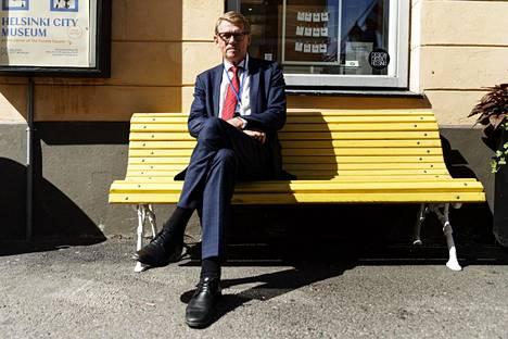 Matti Vanhanen sanoo, ettei hän jää historiaan pitkäaikaisena valtiovarainministerinä.