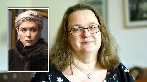 Kansanedustaja Susanna Kosken (kok) ja Anna-Maija Tikkasen tv-kohtaamisesta syntyi kohu. Tikkanen oli ennen sairastumistaan pätkätyökierteessä.