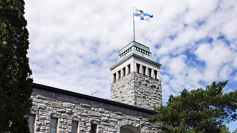 Tulevan linnanvoudin vastuulla on presidentin kesäasuntona toimivan Kultarannan remontin valvonta.