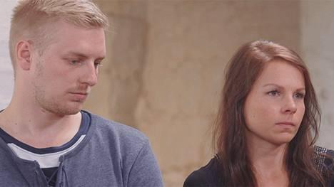 Roni ja Tanja eivät jatkaneet yhdessä.