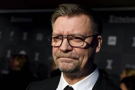 Jukka Jalonen sai katsella sivusta, kun Huuhkajat vei palkinnot.